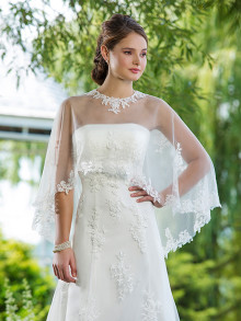 sweetheart-weddingstyles-6087-voorkant-cape-close-up-1