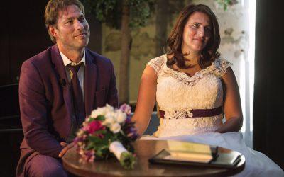 Zwanger, in de spotlights en trouwen!