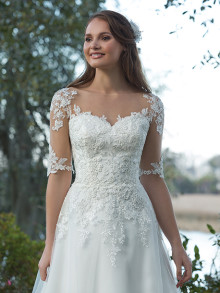 sweetheart-weddingstyles-6191-voorkant-closeup