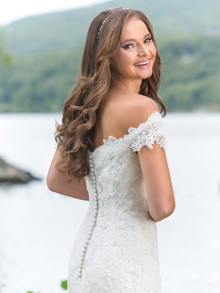 sweetheart-weddingstyles-6155-achterkant-closeup