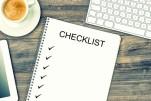 Lastminute checklist voor je bruiloft