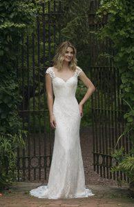 Bruidsjurk van Sincerity 44053