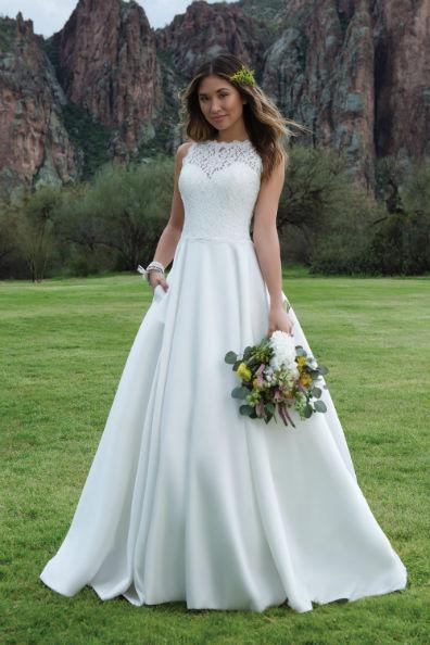 Trouwjurk Sweetheart 1136 Weddingstyles Al 37 Jaar Bekend