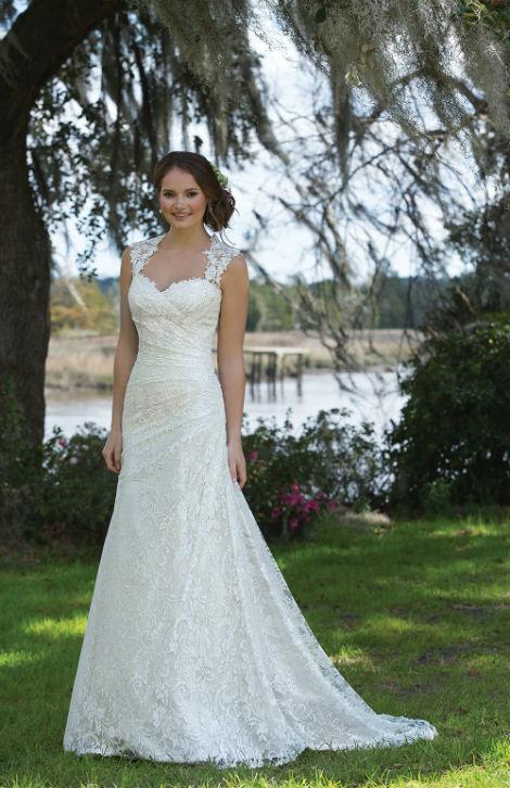 Trouwjurk Sweetheart 6181 Weddingstyles Al 37 Jaar Bekend