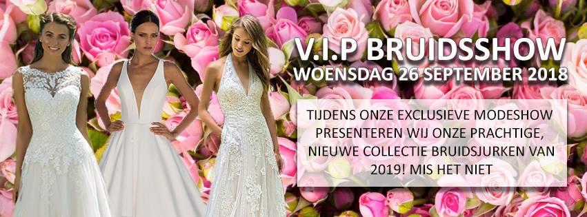 vip bruidsshow bruidsjurken WeddingStyles Caplle aan den IJsel
