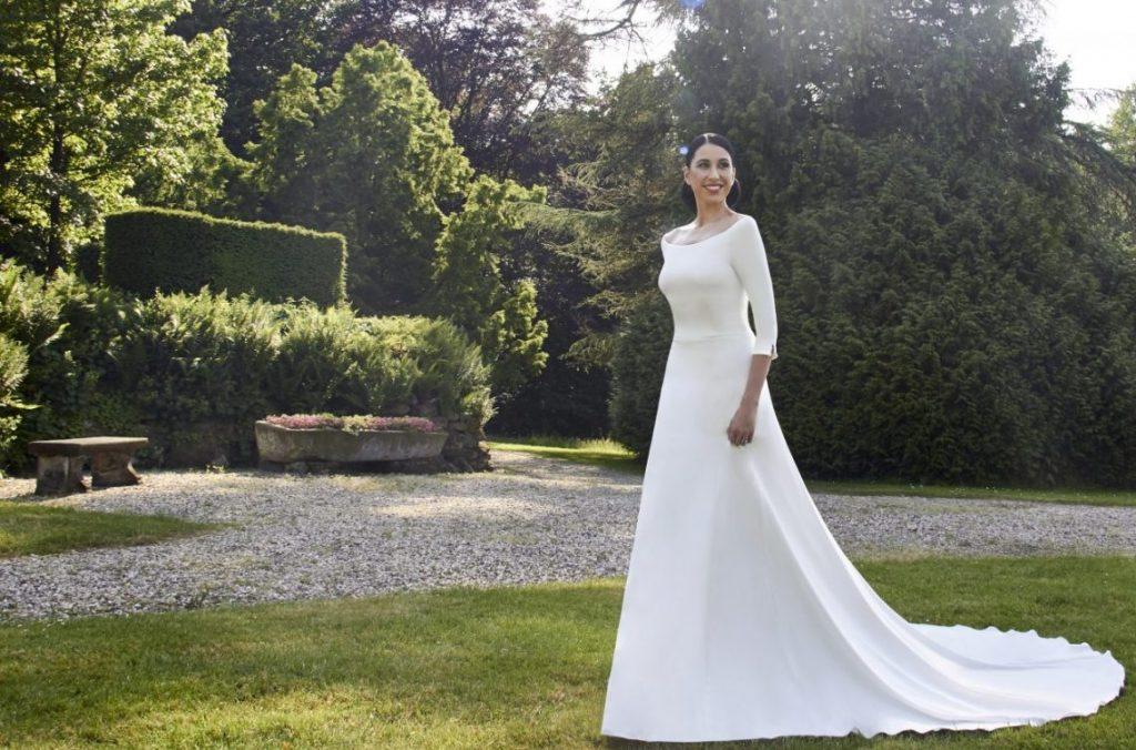 Modeca Dynasty weddingstyles bruidsjurk trouwjurk