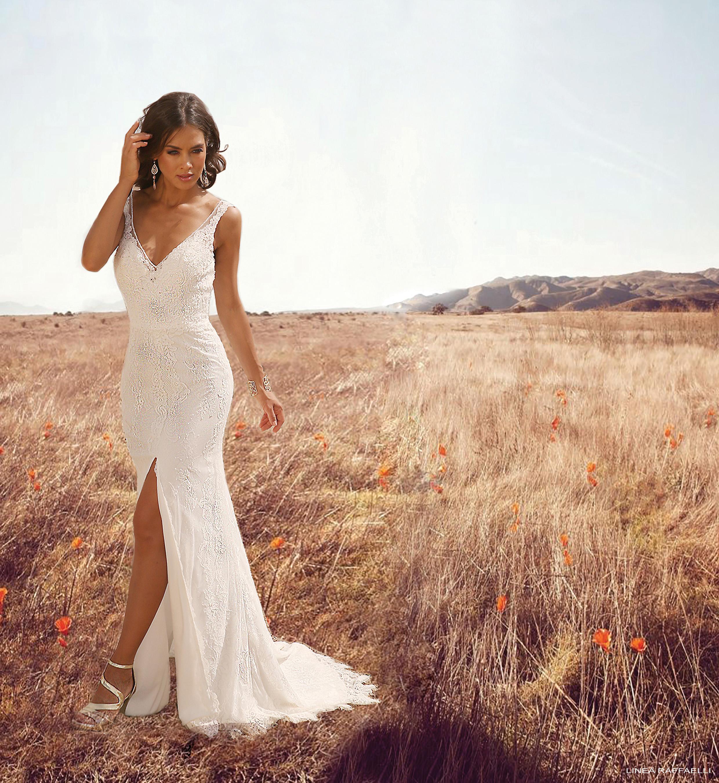 Trouwjurk Linea Raffaelli 190 342 01 Weddingstyles Al 37